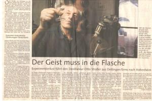 Artikel Stuttgarter Nachrichten 9.Juni 2007
