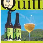 Quitt-Cider- Apfel trifft Quitte